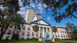 Old Florida State Capitol building