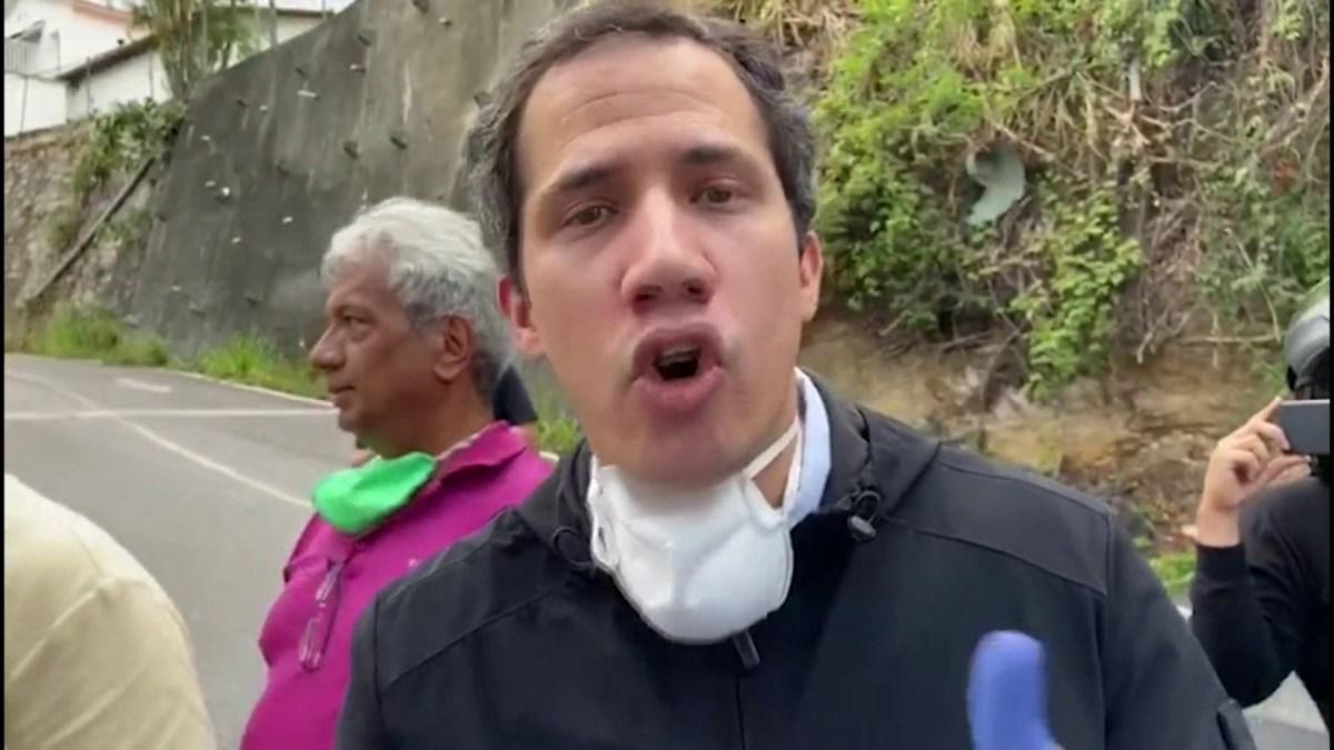 NOTICIAS DE VENEZUELA - cover