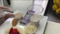 Cocinando contigo: Batido fácil y nutritivo para la familia