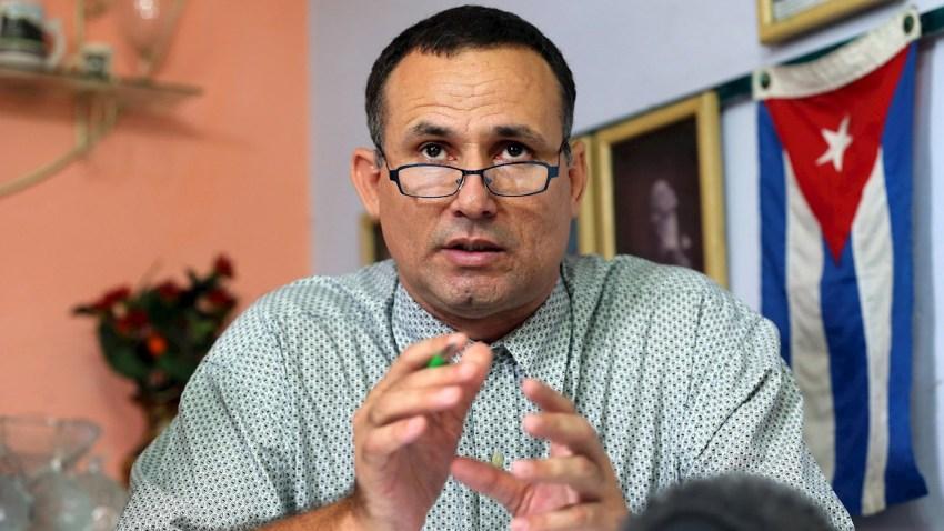 Opositor cubano José Daniel Ferrer