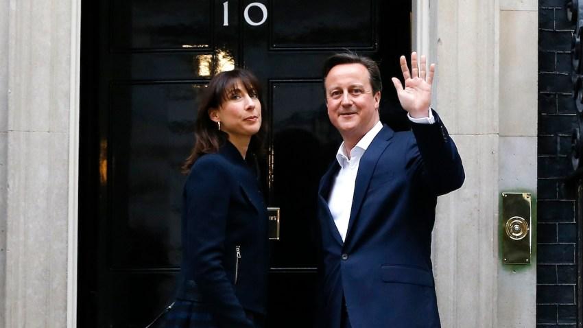 APTOPIX Britain Election