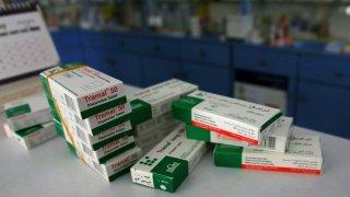 Gaza Opioid Crisis - Tramal