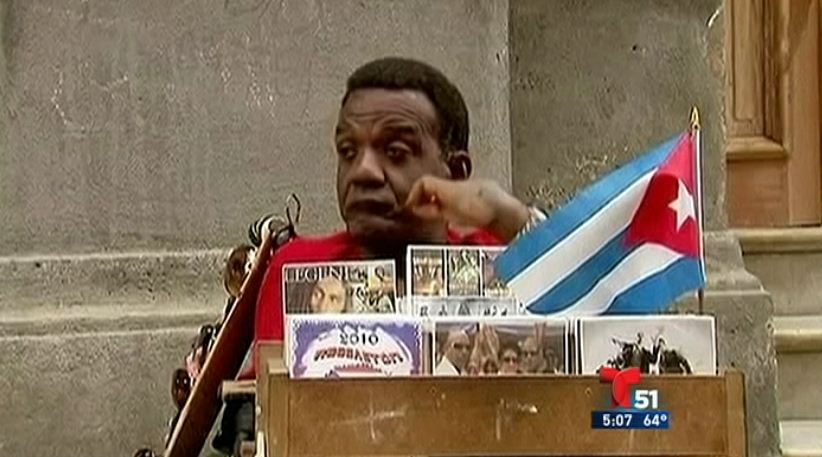 CUBA-REACCIONES