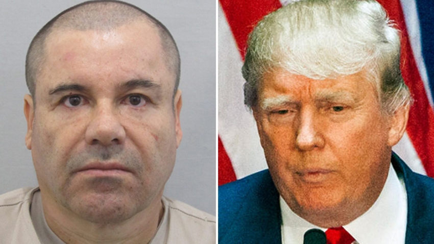 Chapo-Guzman-Donald-Trump
