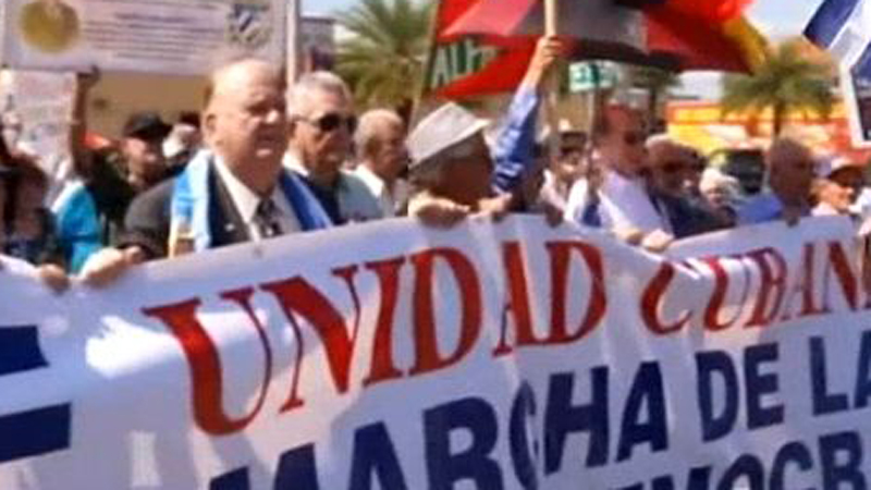 Cuba-marcha