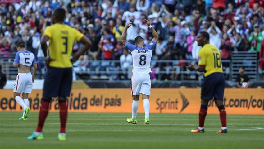 EEUU Ecuador copa america
