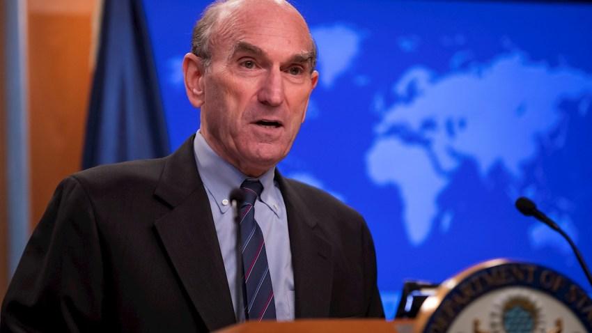 Elliot Abrams, enviado especial de EEUU para Venezuela