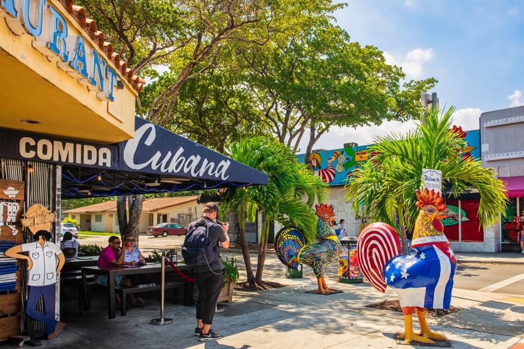 La Pequeña Habana en Florida