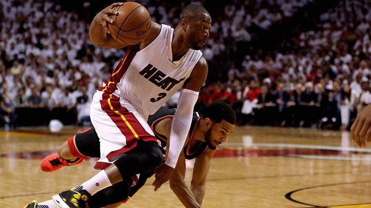 Heat star Dwyane Wade a cover model for ESPN body issue