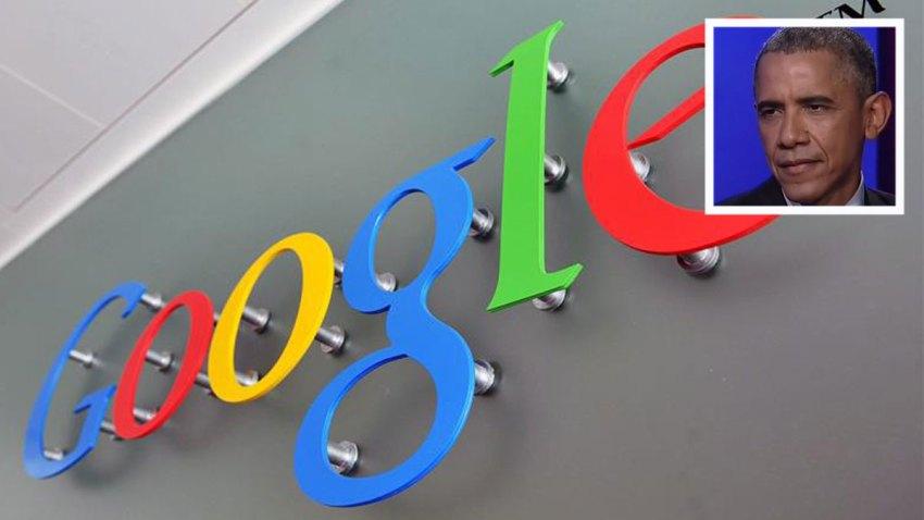 Google-Obama