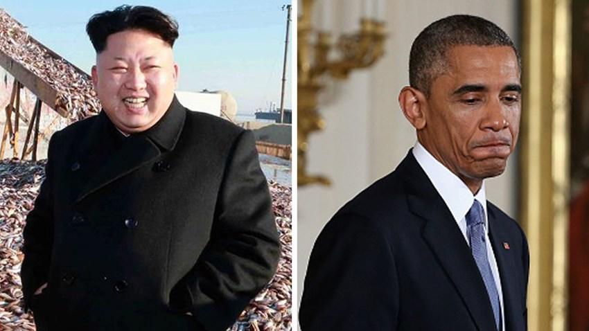 Kim Jong Un_Obama