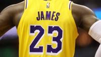 La camiseta de LeBron James no pasa de moda y sigue siendo la más vendida