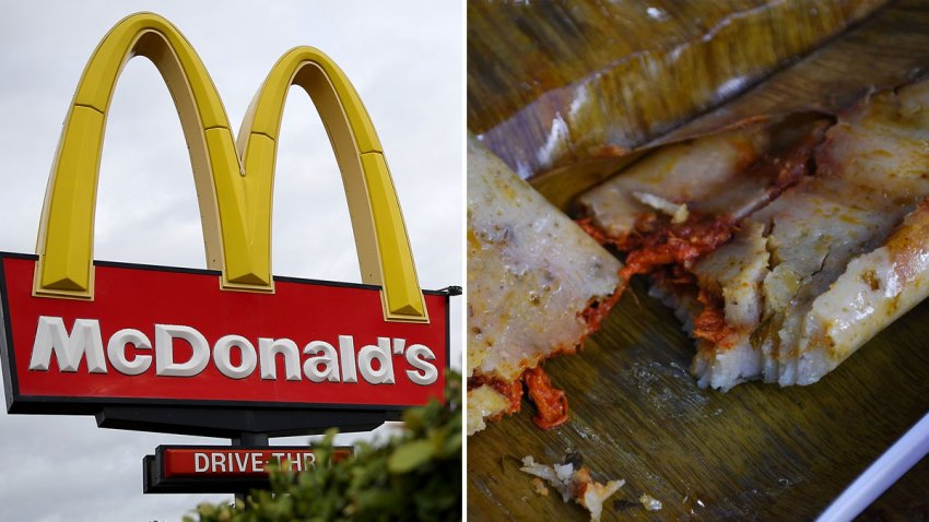 McDonalds-tamal