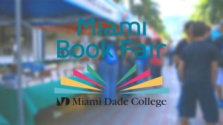 Miami Book Fair Graphic