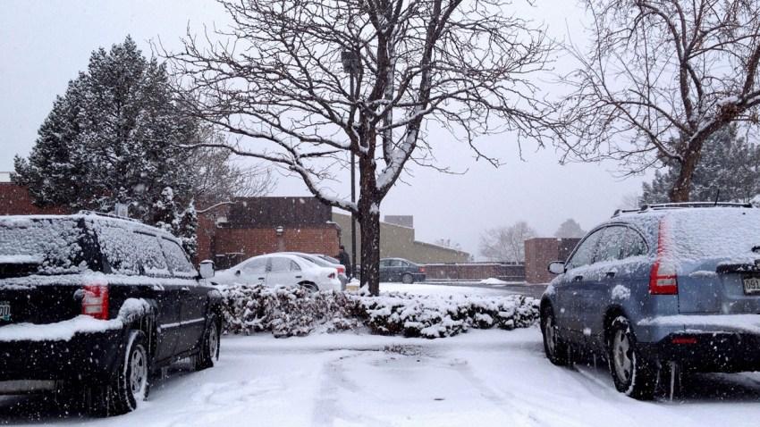 Nieve-Denver-Colorado