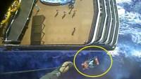 Guardia Costera evacúa a un pasajero de un crucero por vía aérea