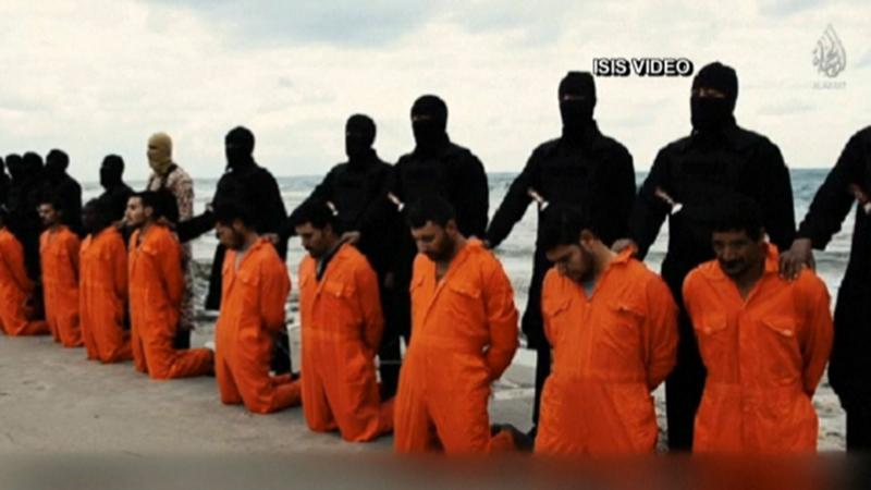 TLMD ISIS Decapitacion