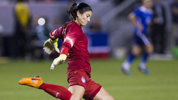 Mexico US Women Soccer