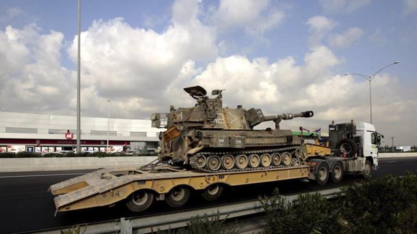 israel-siria-tanques