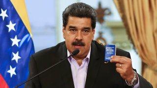 Maduro dice que tomará acciones legales para defender filial de