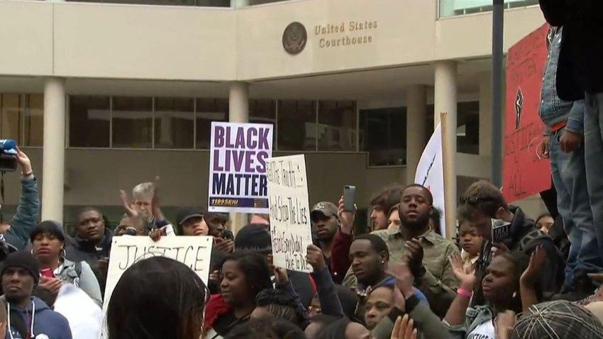 protesta-Baltimore