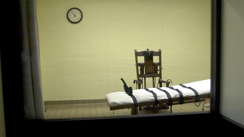 silla-para-la-pena-de-muerte