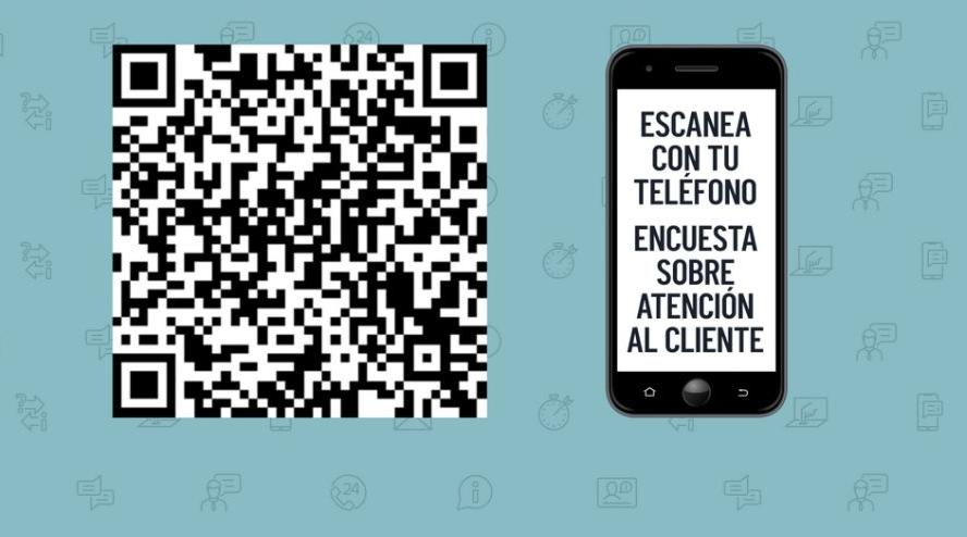 QR Code Servicio Al Cliente
