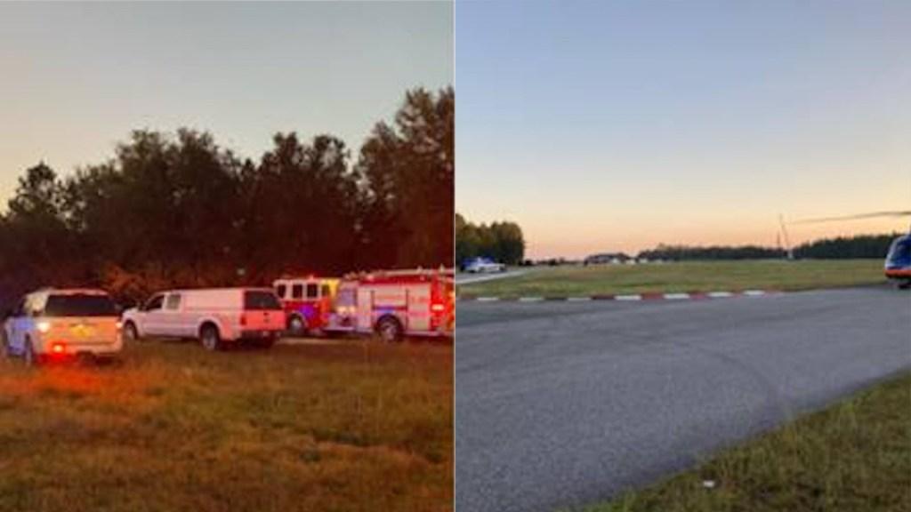 Localizaron el cuerpo de un paracaidista cuyo paracaídas falló