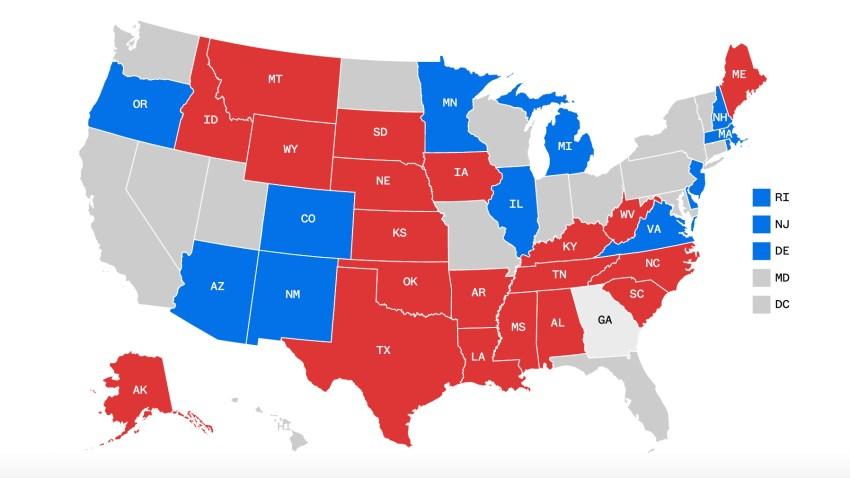 elecciones en el Senado