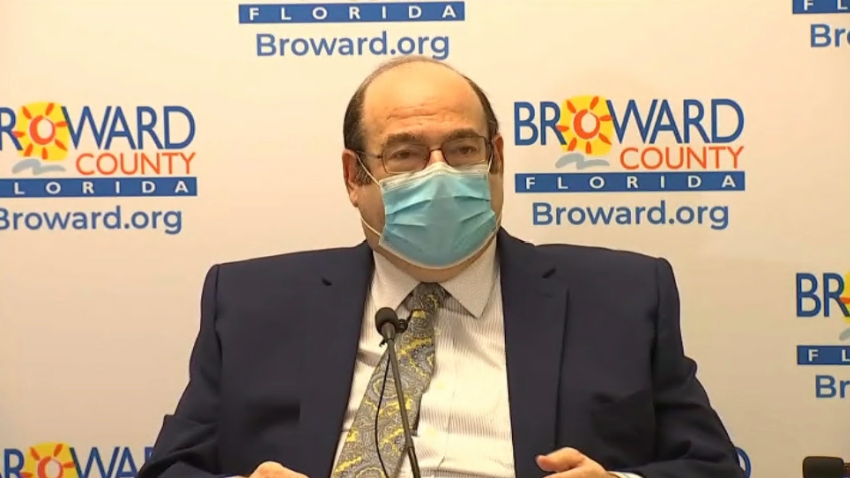 Broward Mayor Steve Geller