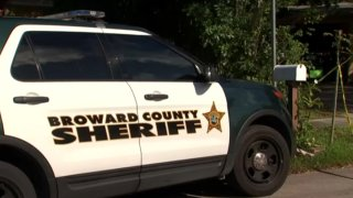 File image of a Broward Sheriff's Office vehicle