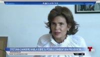 Cristiana Chamorro habla sobre su posible candidatura presidencial