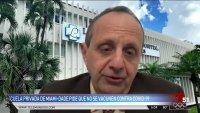 Escuela de Miami-Dade pide que no se vacunen contra COVID-19
