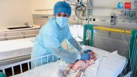 Bebita hace historia: recibe el primer trasplante de un corazón que no latía y de donante incompatible
