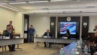 Diáspora nicaragüense se reúne con alcalde de Doral y senadora de Florida