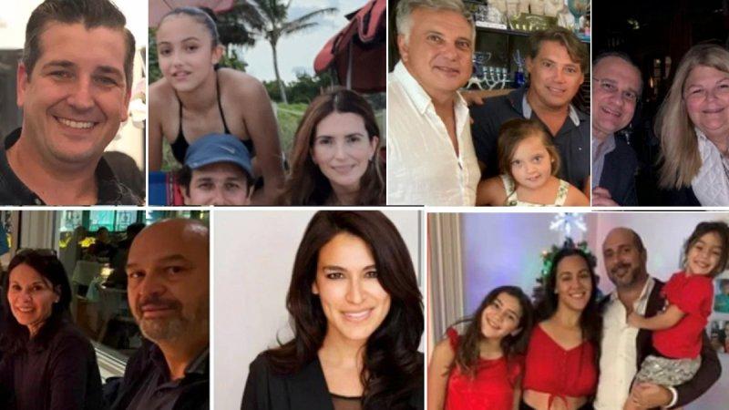 Víctimas de la tragedia de Surfside: personas no localizadas y fallecidos