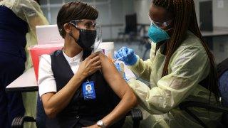 covid vaccine shot