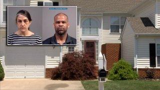 Padres enfrentan cargos luego que policia halla cuerpo de niño en congelador en Chesterfield, Virginia.