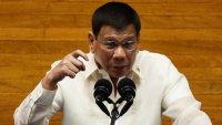 La advertencia de Duterte: los no vacunados no podrán salir de sus casas