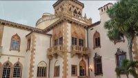 Florida Ayer y Hoy: Ca'D'Zan The Ringling, Sarasota