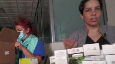 El corredor de la ayuda: cubanos se unen para enviar medicamentos a la isla