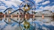 10. Disney California Adventure Park