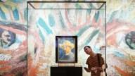 Recuperan dos Van Gogh robados hace 14 años