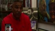 """Víctor Mesa: """"Fidel fue para mí como un padre"""""""
