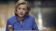 """Clinton sobre Trump: """"ya ni siquiera pienso en responderle"""""""