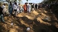 Afganistán: funeral masivo tras ataque que mató a 65