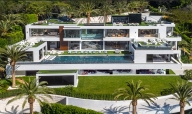 Most Expensive House - Back View