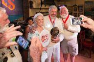 Un Hemingway gana concurso de más parecido al escritor