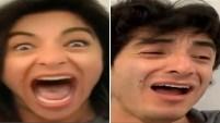 """El actor Francisco Bolívar, de """"Sin senos sí hay paraíso"""", publicó un video en el que usó un gracioso filtro para..."""