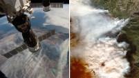 La NASA está rastreando los incendios forestales a nivel mundial, ofreciendo una vista desde lo alto de la Tierra que revela el alcance y el tamaño de los...